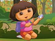 play Dora'S Easter Puzzle