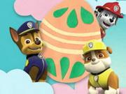 play Paw Patrol Easter Puzzle
