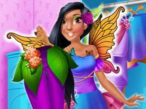 Fairy Princess Dresses game