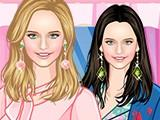 Pink Items game