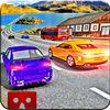 play Vr Modern Traffic Car Racing