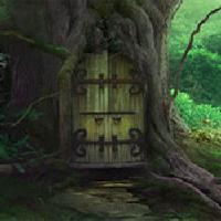Wizard Forest Escape game