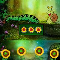 play Escape Game: Save The Caterpillar Escape