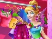 play Fairy Princess Dresser 2