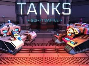 play Tanks: Sci-Fi Battle