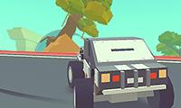 play 3D Monster Truck: Skyroads
