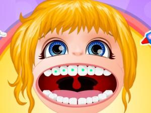Baby Barbie Braces Doctor game