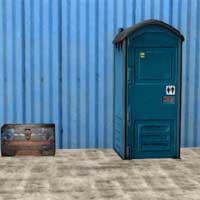 play Blue Warehouse Escape Episode 2 Mousecity