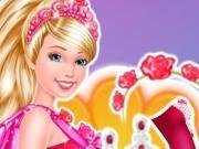 Barbie Lovely Ballerina game
