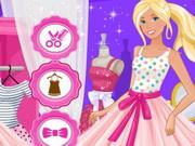 Barbie Polka Dots Style game
