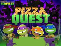 Tmnt Pizza Quest game