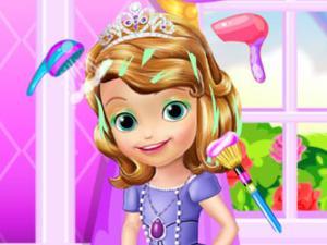 Little Princess Hair Treatment game