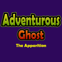 Adventurous Ghost Escape game
