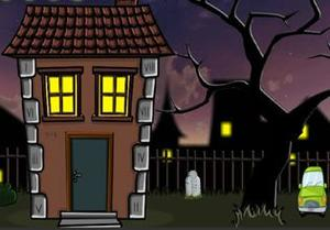 play Black Forest House Escape