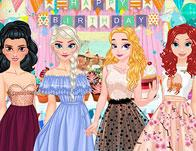 Princess Birthday Fashion Challenge game