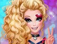 Barbie Rock Bands Trend game