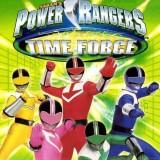 Power Rangers Time Force game