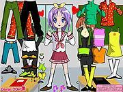 Tsuka Dress Up game