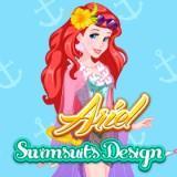 Ariel Swimsuits Design game
