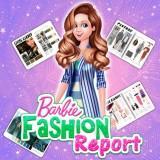 Barbie Fashion Report game