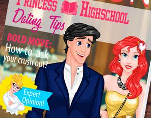 Princess Highschool Dating Tips game