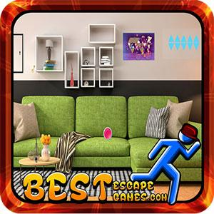 play Elegant Green House Escape