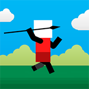 Spear Toss Challenge game