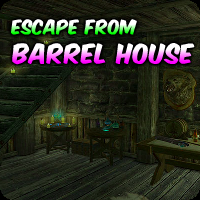 Escape From Barrel House game