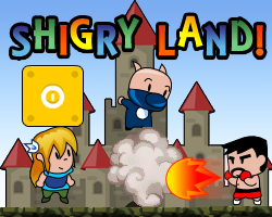Shigry Land game