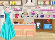 play Princess Modern Kitchen Decoration
