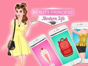 Beauty Princess Modern Life game