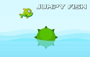 Jumpy Fish game