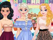 play Princess Birthday Fashion Challenge