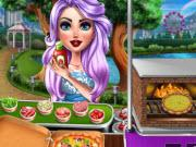 Fashion Girl Outdoor Activities game