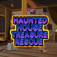 play Haunted House Treasure Rescue Escape