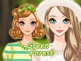 Green Forest game