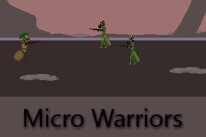 Ld38   Micro Warriors game