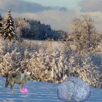 Winter Wonderland Forest Escape 2 Escapefan game