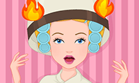 play Princess Hair Salon Disaster