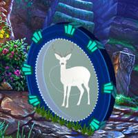 Escape Game Save The White Deer game