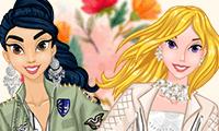 Princesses Spring Trend Alert game