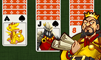 My Kingdom Solitaire game
