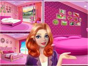 Helen Dreamy Pink House game