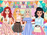 Princess Birthday Fashion Challenge game