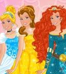 play Princess Style