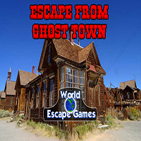 play Escape From Ghost Town