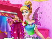 play Fairy Princess Dresser 2
