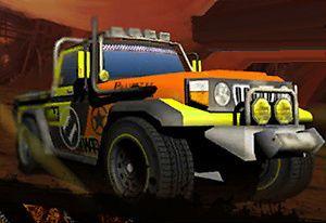Desert Storm Racing game