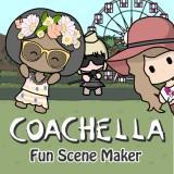 Coachella Fun Scene Maker game