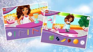 Juice Mixer Mini game
